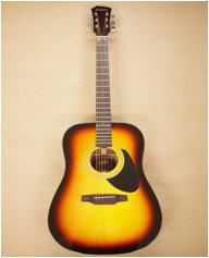 片山ギター KD-320