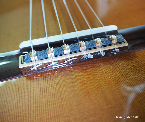 Steel strings guitar SMPU